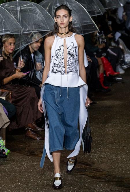 Самые модные юбки лета 2020, изображение №5