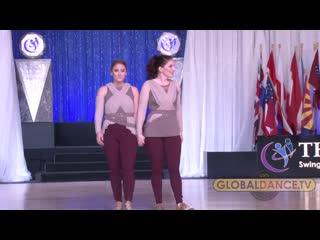 Samantha Buckwalter & Lauren Assaf  The Open 2019 Showcase