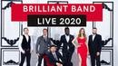 Live promo 2020-Brilliant Band.Кавер группа Москва на свадьбу праздник корпоратив.Лучший кавер бэнд!
