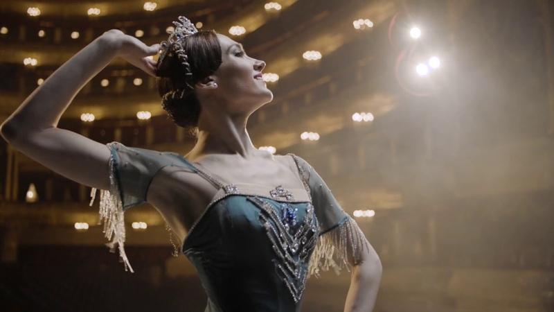 Юлия Степанова о балете Раймонда Yulia Stepanova talks about Raymonda ballet