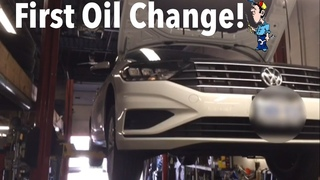 How To Do An Oil Change On My 2019 VW MK7 Jetta & Oil Change Service Light Reset Instructions