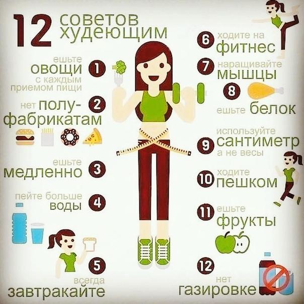 Советы Чтобы Похудеть Реально.