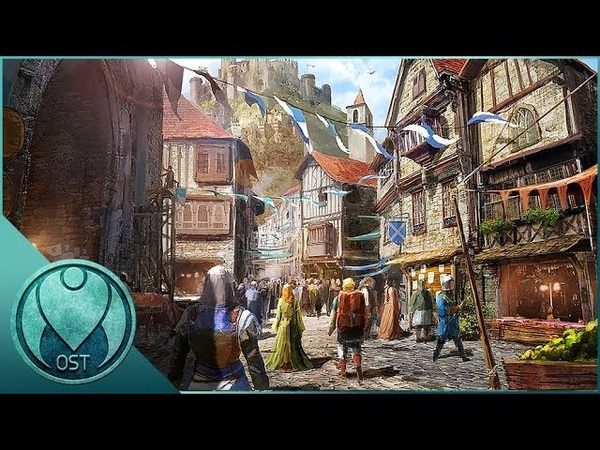 Medieval RPG Town Music Compilation Vol.1 - Best of Game Fantasy Soundtrack OST Tracklist