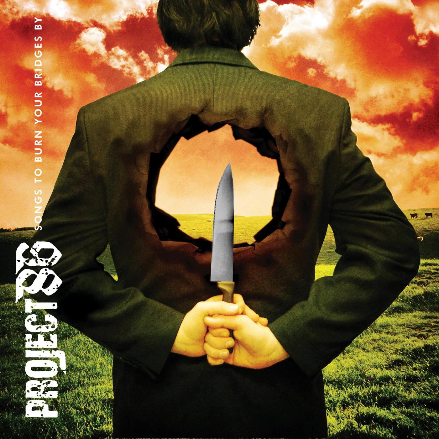 Project 86 album Songs to Burn Your Bridges By