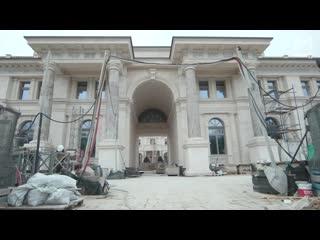 Сказочный дворец_ первая экскурсия по дворцу в Геленджике