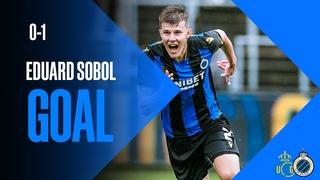 UNION - CLUB BRUGGE   0-1 SOBOL   2021-2022