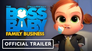 The Boss Baby: Family Business - Official Trailer (2021) Alec Baldwin, Jeff Goldblum