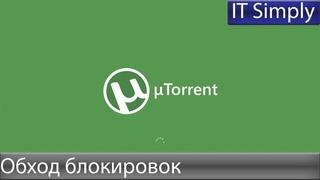 Обход ограничений на скачивание торрентов Yota, Tele2, Beeline, MTS