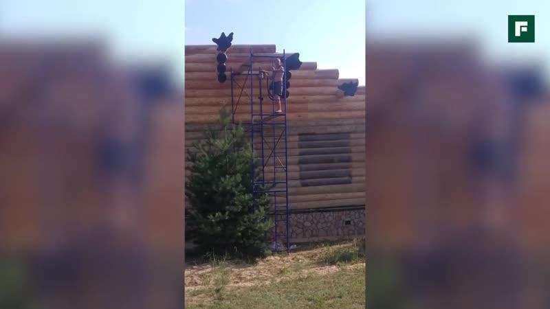 Дом из бревна_ работа над ошибками при строительстве деревянного дома