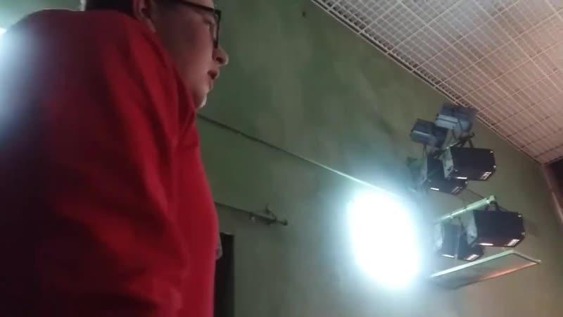 Выступление Николая Удоратина на Конференции коми народа в Усть-Выми / 14.12.18