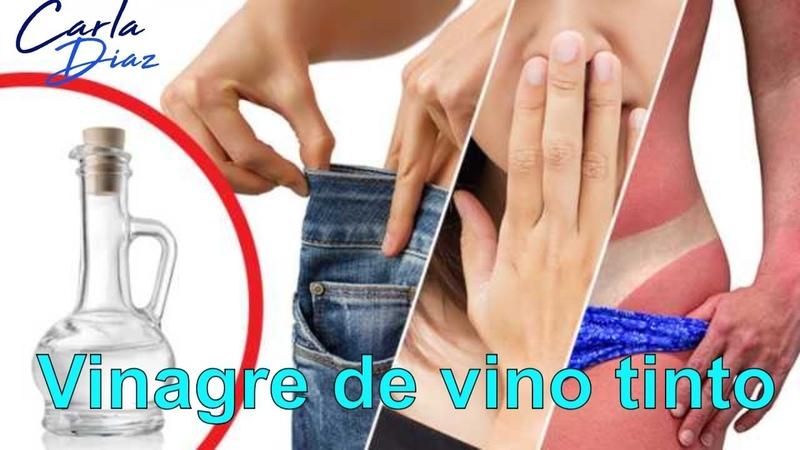 Vinagre de vino usos y remedios Carla Diaz