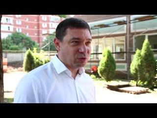 Евгений Первышов о возвращении в муниципальную собственность бывшего детсада на улице Молодежной, 2.