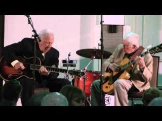 """""""DARN THAT DREAM"""": MUNDELL LOWE / BUCKY PIZZARELLI (San Diego Jazz Party, Feb. 22, 2014)"""