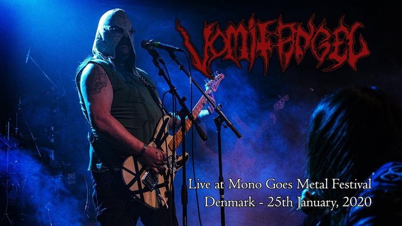 Vomit Angel - Vomit Angel - live at Mono Goes Metal Festival 2020