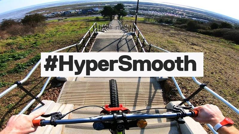 GoPro HERO7 Black HyperSmooth Sam Pilgrim's Stairs