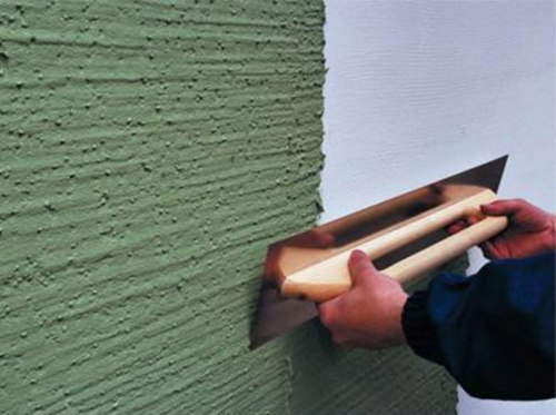 Отделка внутренних стен и фасадов декоративной штукатуркой, изображение №14