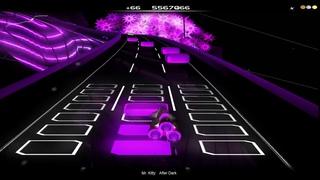 Новый абсолютный рекорд в игре Audiosurf ( -  After Dark)