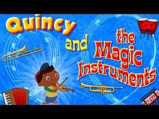 Little Einsteins: Quincy and the Magic Instruments  (Disney Junior Games)