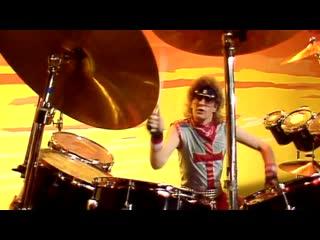 Saxon /Just Let Me Rock/ 1983