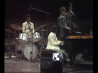 Monty Alexander Trio the North Sea Jazz Festival • 14-07-1978