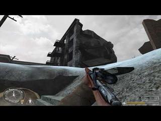 Прохождение Call of Duty: (2003) Часть 3# Советская кампания (4K 60FPS)