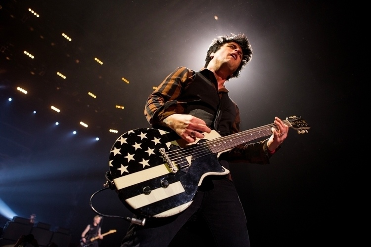 Концерт группы Green Day