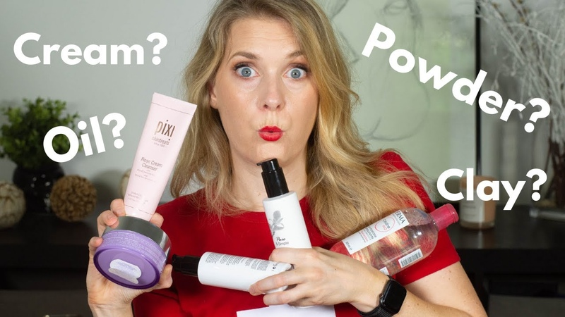 How do I choose the best facial cleanser FOR MY SKIN TYPE? | Doctor Anne