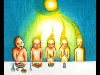 Вегетерианство, фрукторианство, праноедение голодание и сверх способности. Диета святости.Пища богов