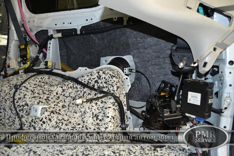 Комплексная шумоизоляция твоего автомобиля, изображение №33