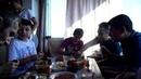 Bayramda Ailecek Bir arada Balkonda Sabah Kahvaltısı