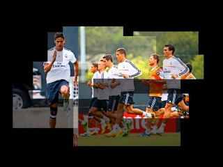The best photos of Real Madrid's 2013 preseason tour
