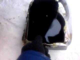 масло после раскоксовке