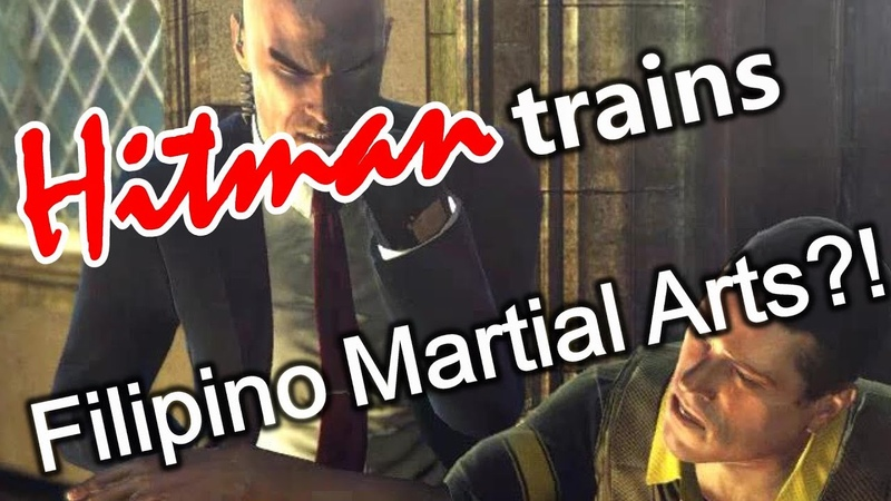 Hitman Absolution Hand to Hand Combat Filipino Martial Arts