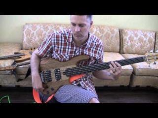 2001 Wal Mk 3 Fretless 5 String Bass
