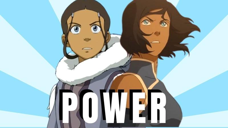 Avatar Ladies Power ATLA LOK