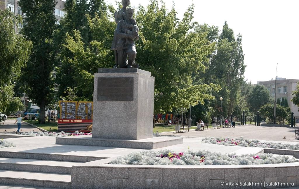 Сквер Пушкина, Энгельс 2020