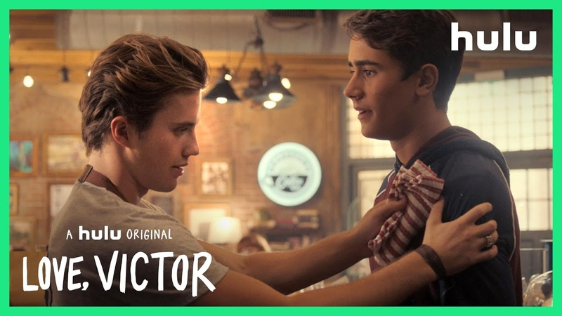 Love Victor Trailer Official A Hulu Original