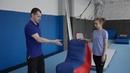 Обучение фляку с надувным тренажером TimeTrial AIR