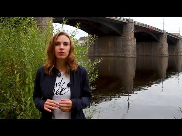 Мост уехавший в Тверь тайны Благовещенского моста