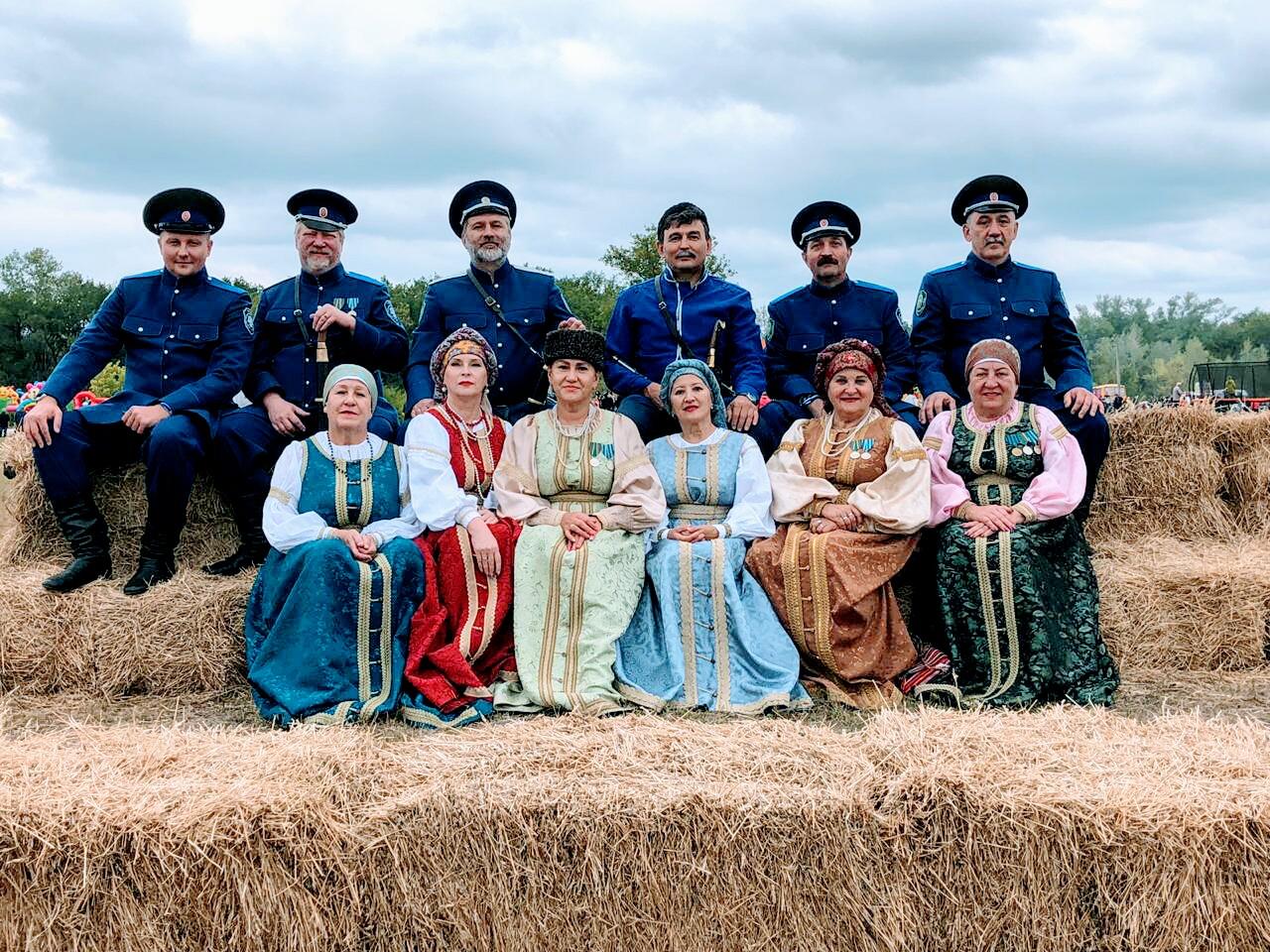 коллектив казачьей песни самара фото нашей публикации можно