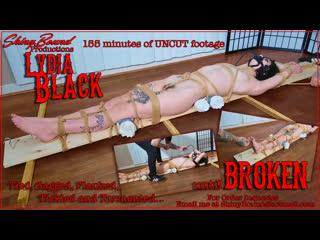 Lydia Black - Bound Until Broken