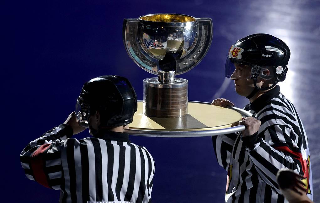 Международная федерация хоккея опубликовала новый состав групп на ЧМ-2021
