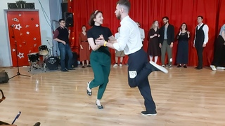 SWING SPRING 2021 | Lindy Hop Open Strictly | Final