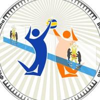 Логотип Федерация волейбола Великого Новгорода