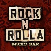 Логотип ROCK N ROLLA Новомосковск
