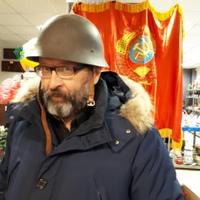 Всеволод Варгин фото со страницы ВКонтакте