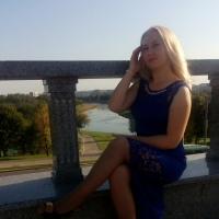 Личная фотография Алены Вашкевич