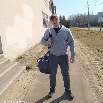 Владислав Щербаков, Зарайск