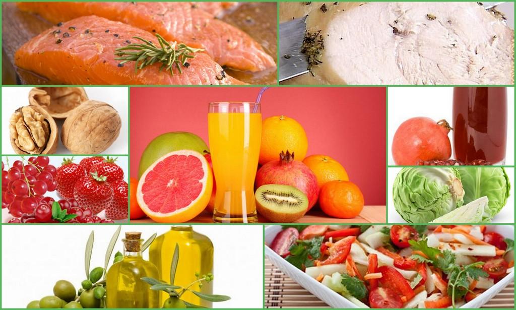 Антицеллюлитная диета 14 дней