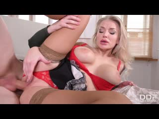 [DDFNetwork] Kayla Green - Naughty Maid Blows The Boss / NewPorn2020